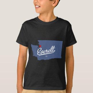 T-shirt Chemise d'Everett Washington WA