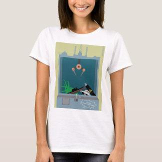 T-shirt Chemise d'explorateur de Glomar des femmes