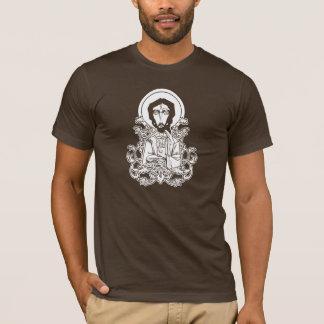 T-shirt Chemise d'hamburger de Jésus