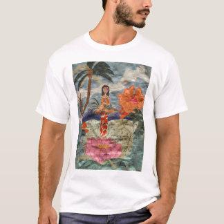 T-shirt Chemise d'Hawaï