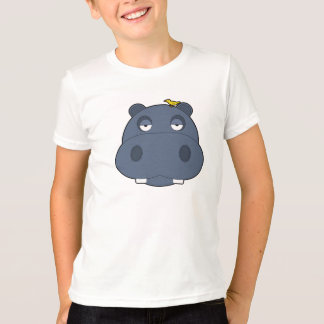 T-shirt Chemise d'hippopotame