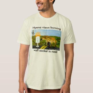 T-shirt Chemise d'hyène