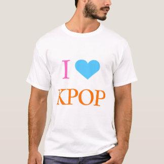 T-shirt Chemise d'I (coeur) KPOP