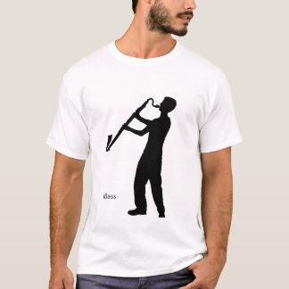 T-shirt Chemise d'iBass de clarinette basse