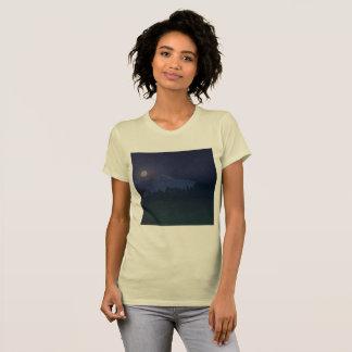 T-shirt Chemise d'illustration de Yosemite
