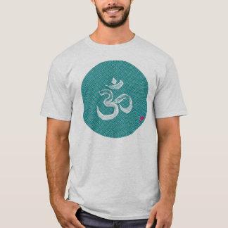 T-shirt Chemise d'image tramée d'OM