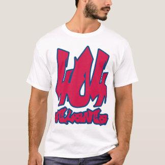 T-shirt Chemise d'indicatif régional d'Atlanta 404 - brave