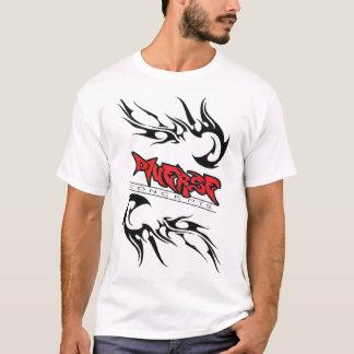 T-shirt Chemise diverse de verticale de concepts
