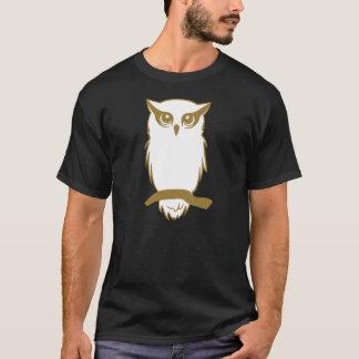 T-shirt Chemise d'obscurité de hibou de membres à vie
