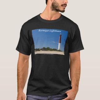 T-shirt Chemise d'obscurité de phare de Barnegat