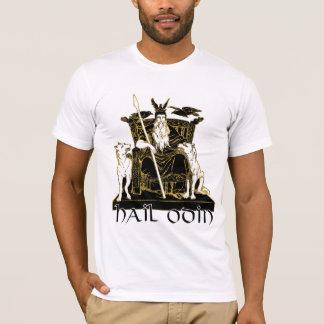 T-shirt Chemise d'Odin de grêle