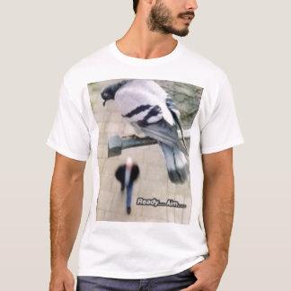 T-shirt Chemise d'oiseau