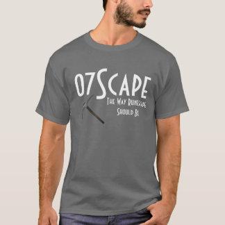 T-shirt Chemise d'Oldschool Runescape