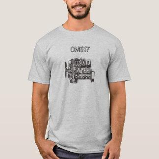T-shirt Chemise d'OM617 Mercedes