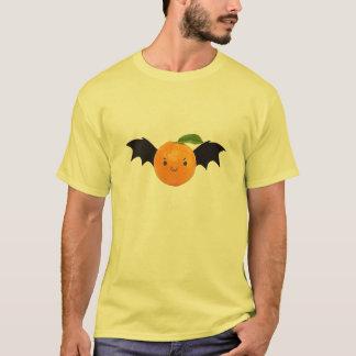 T-shirt Chemise d'orange de batte