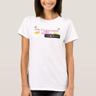T-shirt Chemise douce de petits gâteaux