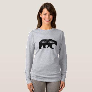 T-shirt Chemise d'ours de mamans
