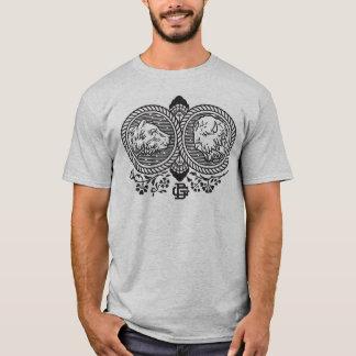 T-shirt Chemise d'ours et de bison