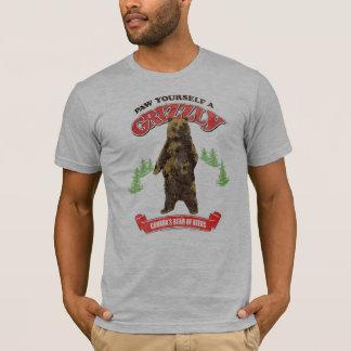 T-shirt Chemise d'ours gris
