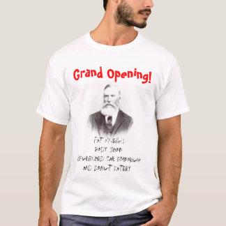 T-shirt Chemise d'ouverture officielle de Pat O'Neil