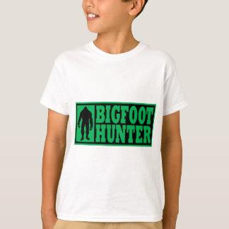 T-shirt Chemise drôle de CHASSEUR de BIGFOOT - conclusion