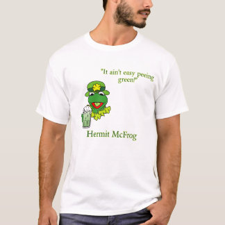 T-shirt Chemise drôle de grenouille de jour de St Patricks