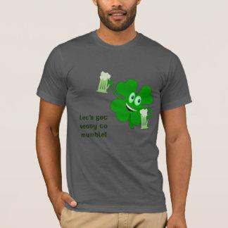 T-shirt Chemise drôle de Jour de la Saint Patrick