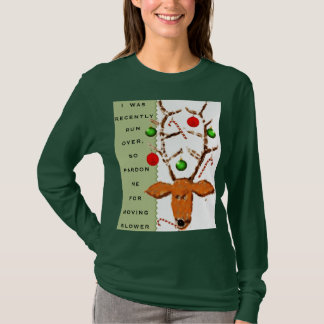 T-shirt chemise drôle de Noël pour la grand-maman