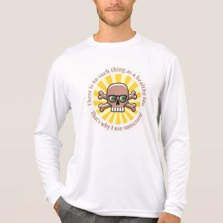 T-shirt Chemise drôle de Sun