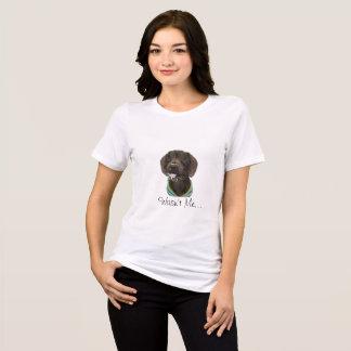 T-shirt Chemise drôle de teckel