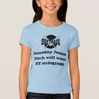 T-shirt Chemise du base-ball