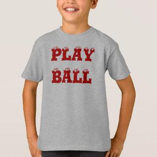 T-shirt Chemise du base-ball d'ENFANTS
