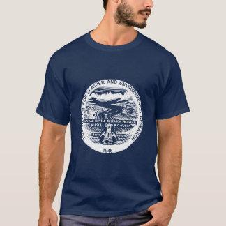 T-shirt Chemise du bleu marine JIRP
