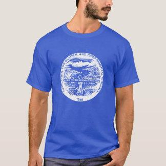 T-shirt Chemise du bleu royal JIRP