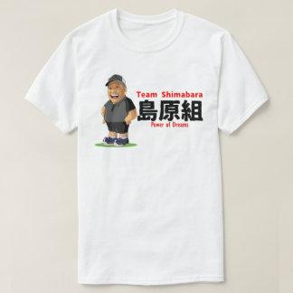T-shirt Chemise du Chef de Shimabara d'équipe