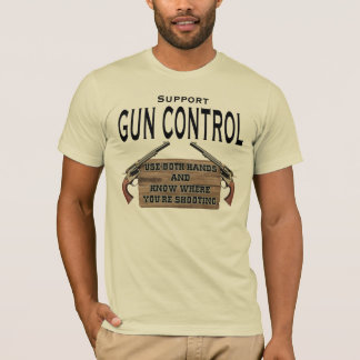 T-shirt Chemise du contrôle des armes 2