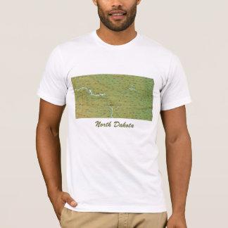 T-shirt Chemise du Dakota du Nord