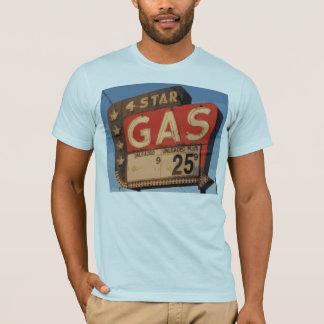 T-shirt chemise du gaz 4star (illustration)