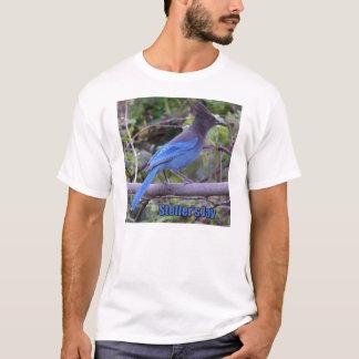 T-shirt Chemise du geai de Steller