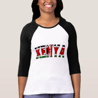 T-shirt Chemise du Kenya