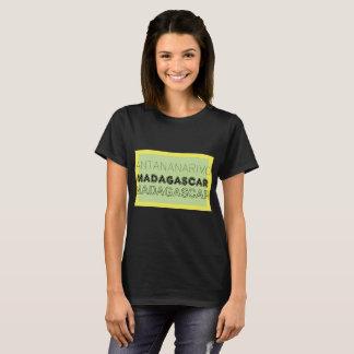 T-shirt Chemise du Madagascar Antananarivo
