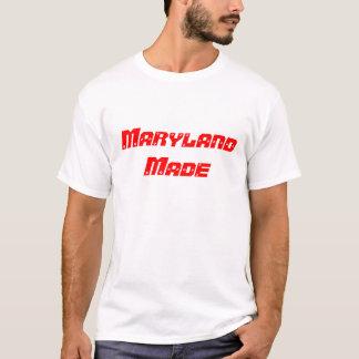 T-shirt Chemise du Maryland