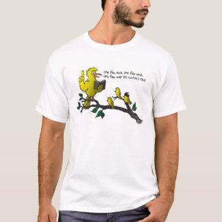 T-shirt Chemise du nid du coucou