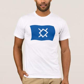 T-shirt Chemise du nord de drapeau de Cheyenne