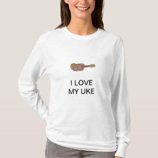 T-shirt Chemise d'Ukelele
