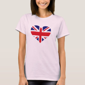 T-shirt Chemise d'Union Jack