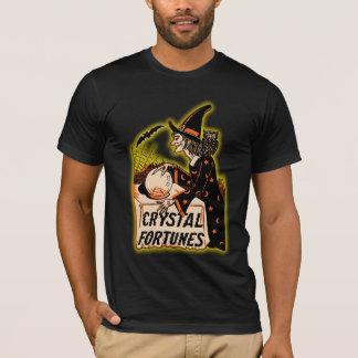 T-shirt Chemise en cristal vintage de fortunes de