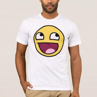 T-shirt Chemise épique de visage