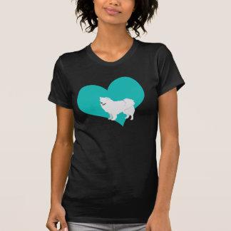 T-shirt Chemise esquimaude d'amour
