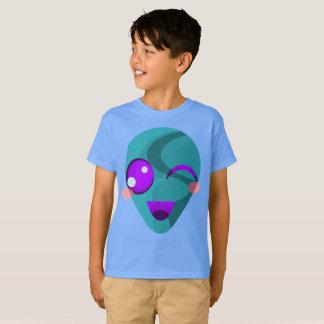 T-shirt Chemise étrangère mignonne